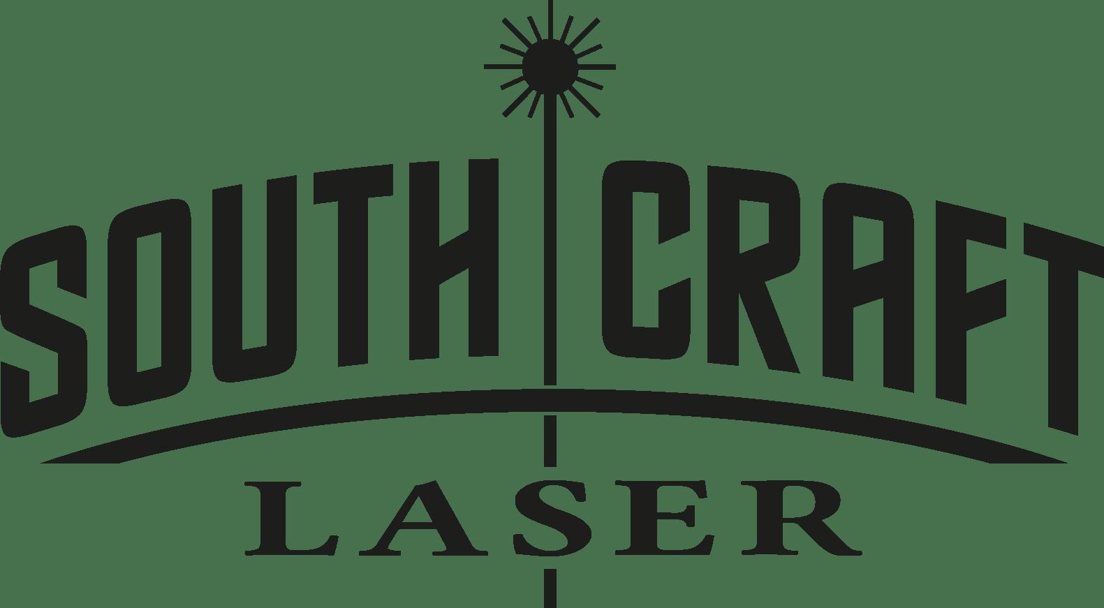 SOUTH CRAFT LASER LOGO